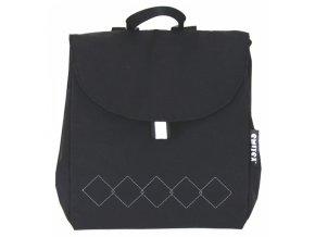 taska batoh na kocarek emitex cube cerna