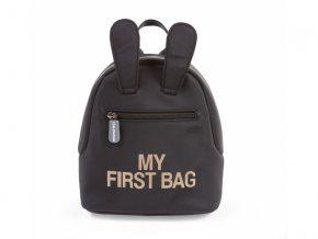 detsky batuzek childhome my first bag black