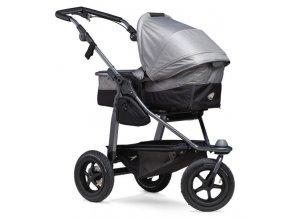 detsky kocarek tfk mono combi pushchrair air wheel grey