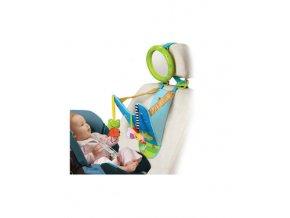 Dětská hračka do autosedačky Taf Toys Hrací pultík se zpětným zrcátkem