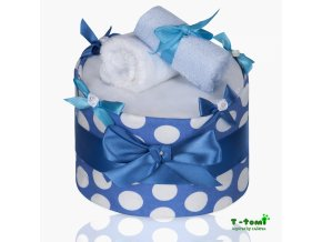 Plenkový dort T-Tomi Eco-Lux Kolečka-velký