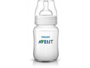 Kojenecká láhev Philips Avent Classic+ 260 ml (pp)