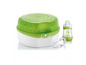 Parní sterilizátor do mikrovlnné trouby Mam