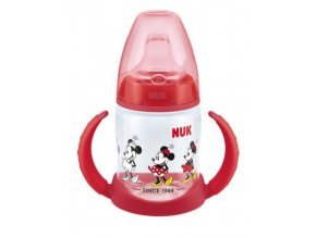 Dětská láhev na učení Nuk FC Disney Mickey +6 měsíců 150 ml