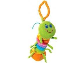 Dětská hračka na kočárek Tiny Love Housenka