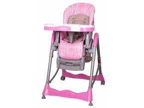 Dětská jídelní židlička Coto Baby Mambo