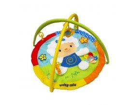 Dětská hrací deka Baby Mix Ovečka