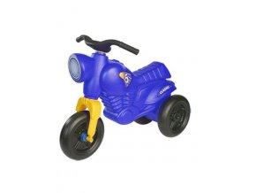 Dětské odrážedlo Dohany Maxi Motor modrá
