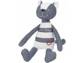 Dětská plyšová hračka Happy Horse Kočička Cyrano 35 cm