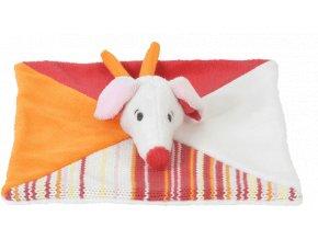 Dětská plyšová hračka Happy Horse Pejsek Debby přítulka 22 cm
