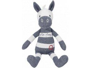 Dětská plyšová hračka Happy Horse Zebra Zsa Zsa 35 cm
