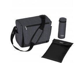 prebalovaci taska na kocarek britax graphite melange