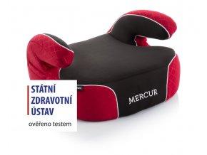 detska autosedacka podsedak babypoint mercur 22 36 kg cervena
