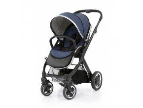 sportovni detsky kocarek babystyle oyster 2 black oxford blue