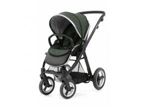 sportovni detsky kocarek babystyle max black 2017 olive green
