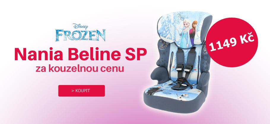 Autosedačka Nania Frozen