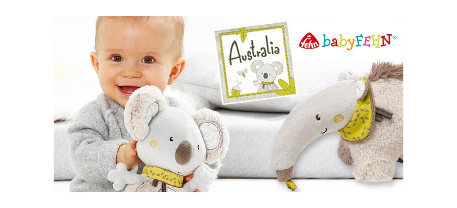 Babyfehn hračky pro miminka