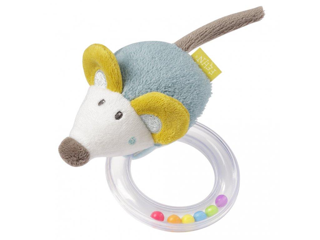 Chrastítko myš, Little Castle Myš