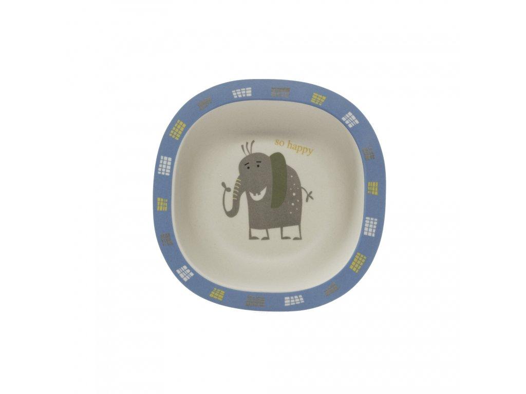 Bambusová miska, Elephant