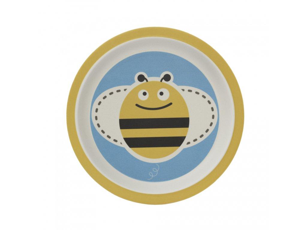 Bambusový talířek, Bee