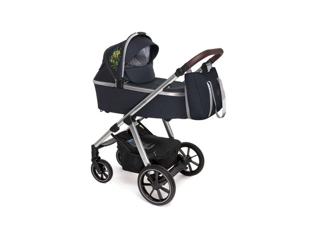 Baby Design kombinovaný kočárek Bueno, 103  + Reflexní náramek zdarma