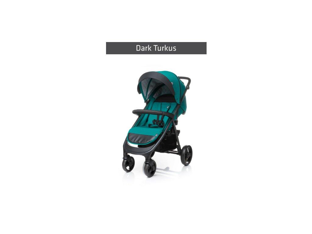 Quick Dark turkus