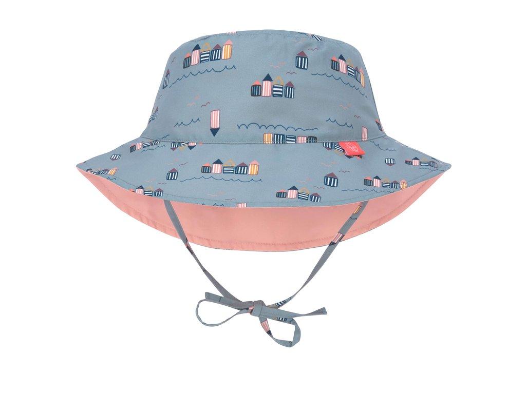 Sun Bucket Hat beach house 18-36 mo.