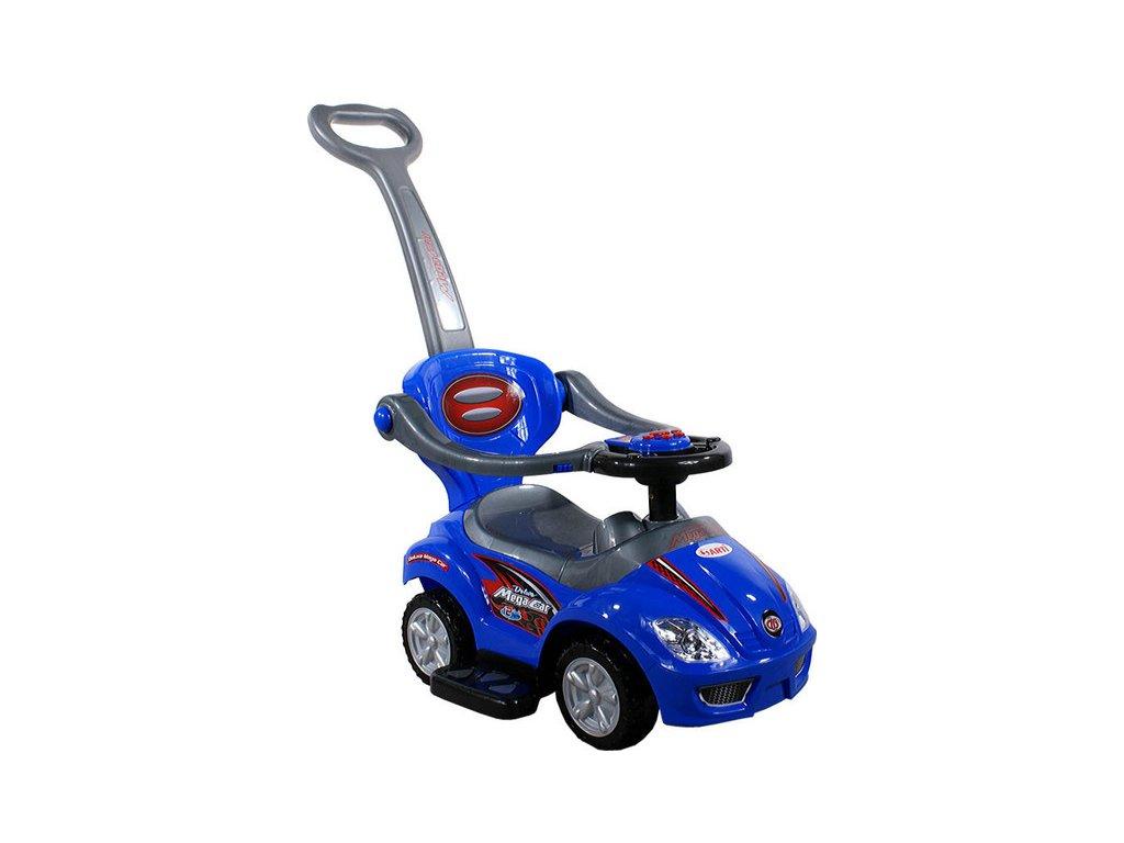 Baby Mix odrážedlo auto Mega car 3v1 – Modré