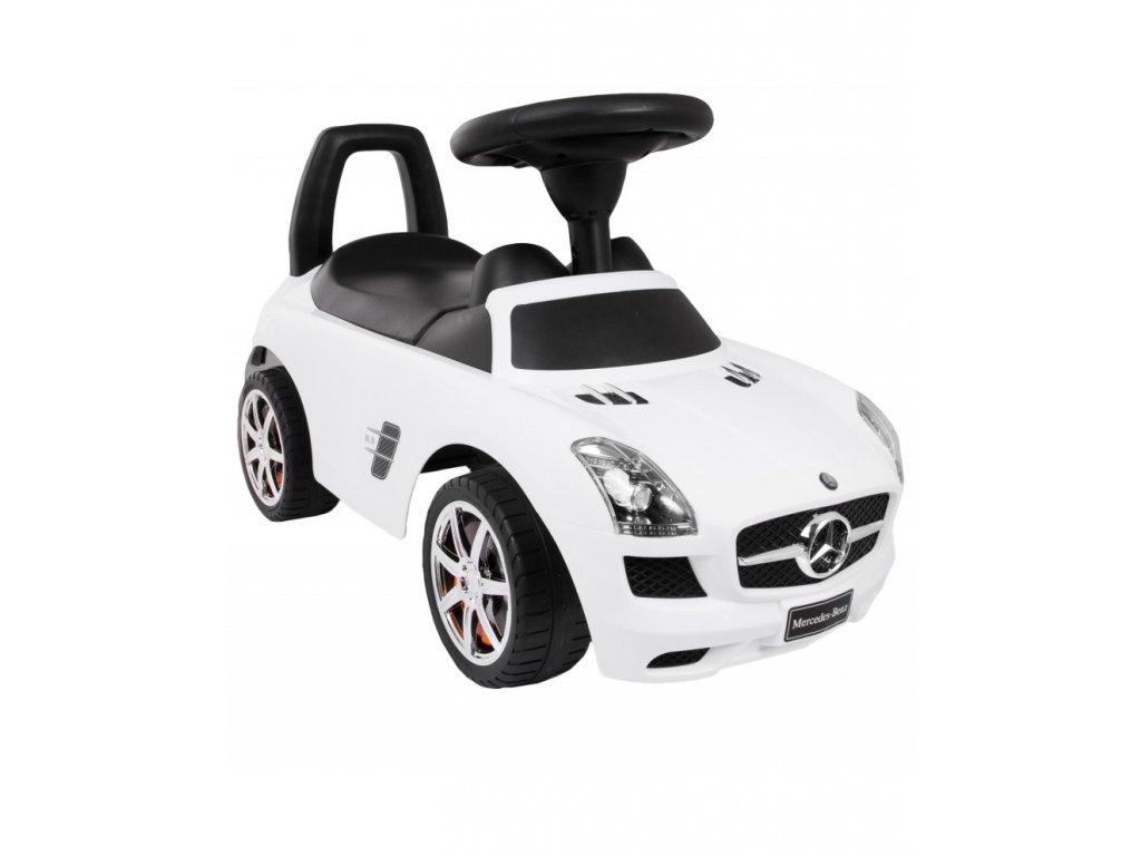 Baby Mix odrážedlo Mercedes-Benz SLS AMG – Bílé