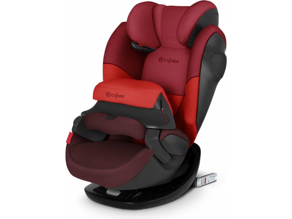 Cybex Autosedačka Pallas M-fix 2020 - Rumba Red