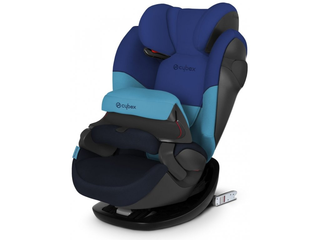 Cybex Autosedačka Pallas M-fix, Blue Moon