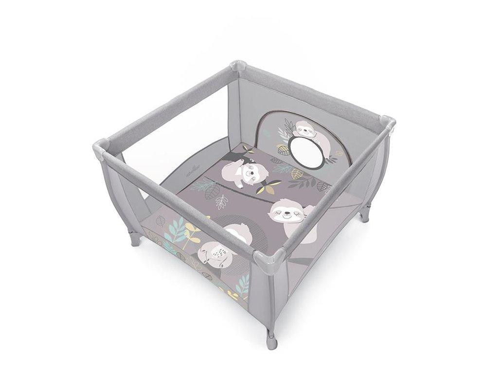 Baby Design ohrádka PLAY 2020 - 07 gray