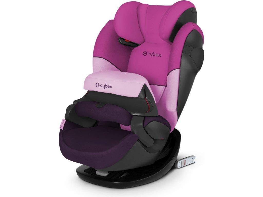Cybex Autosedačka Pallas M-fix 2020 - Purple Rain