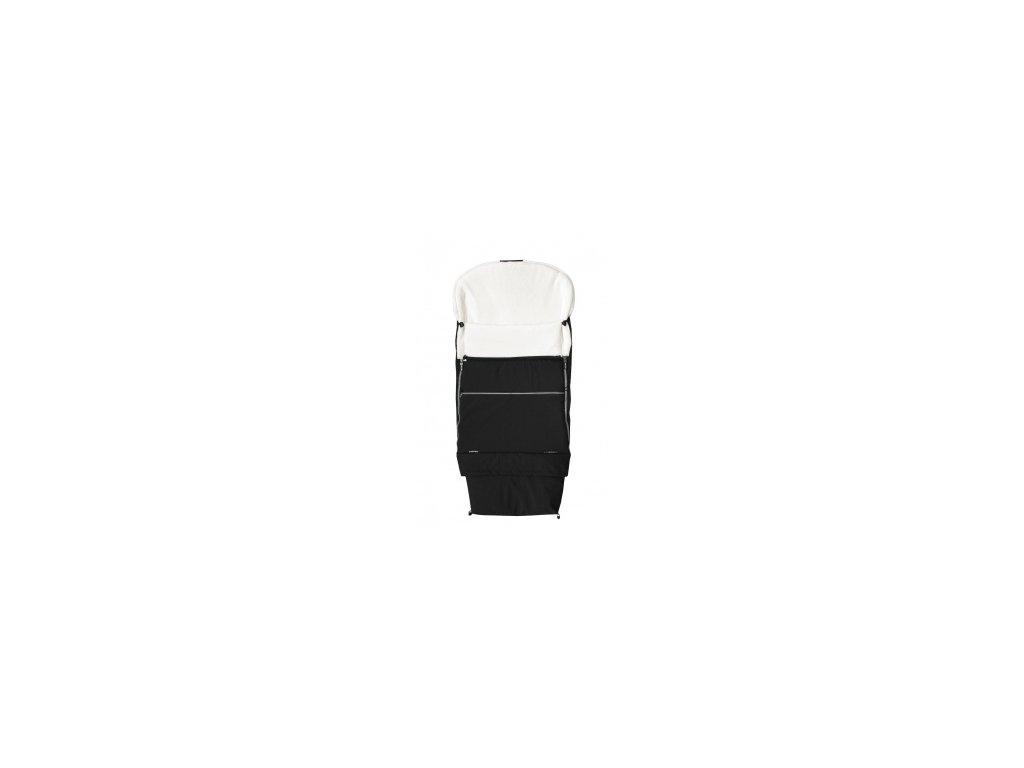 Emitex fusak COMBI PREMIUM - černý+ krémový