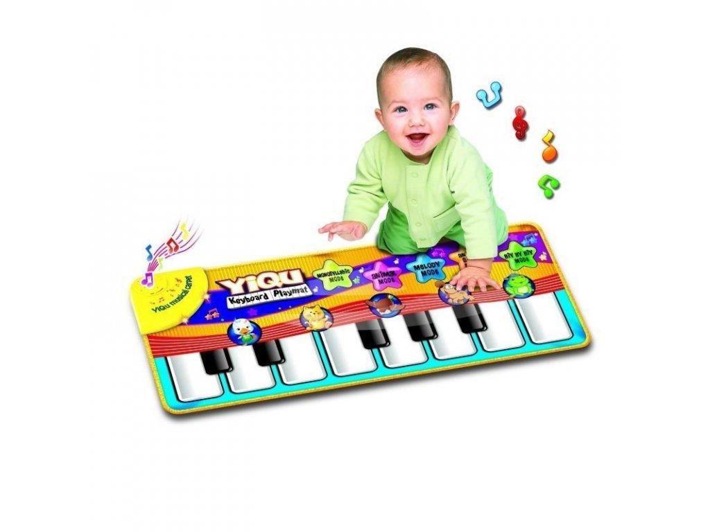 Wiky Piano - dotyková dečka pro nejmenší