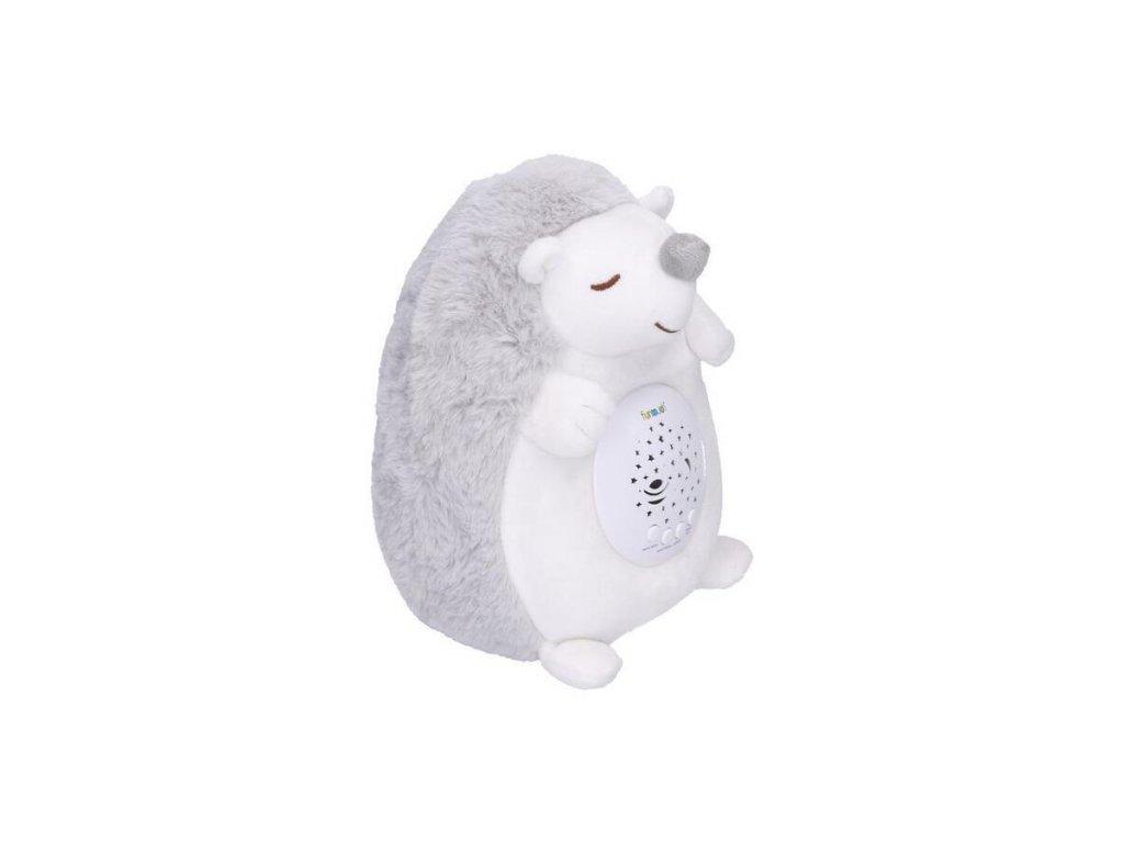 Wiky Usínáček - zvířátko s projekcí ježek 19 cm