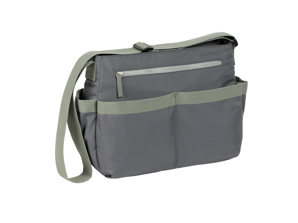 Marv Shoulder Bag - grey