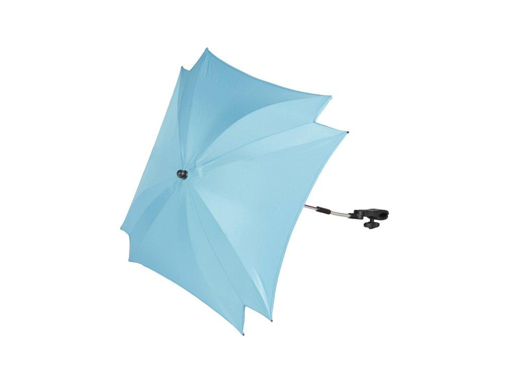 Slunečník čtvercový s UV filtrem, Blue