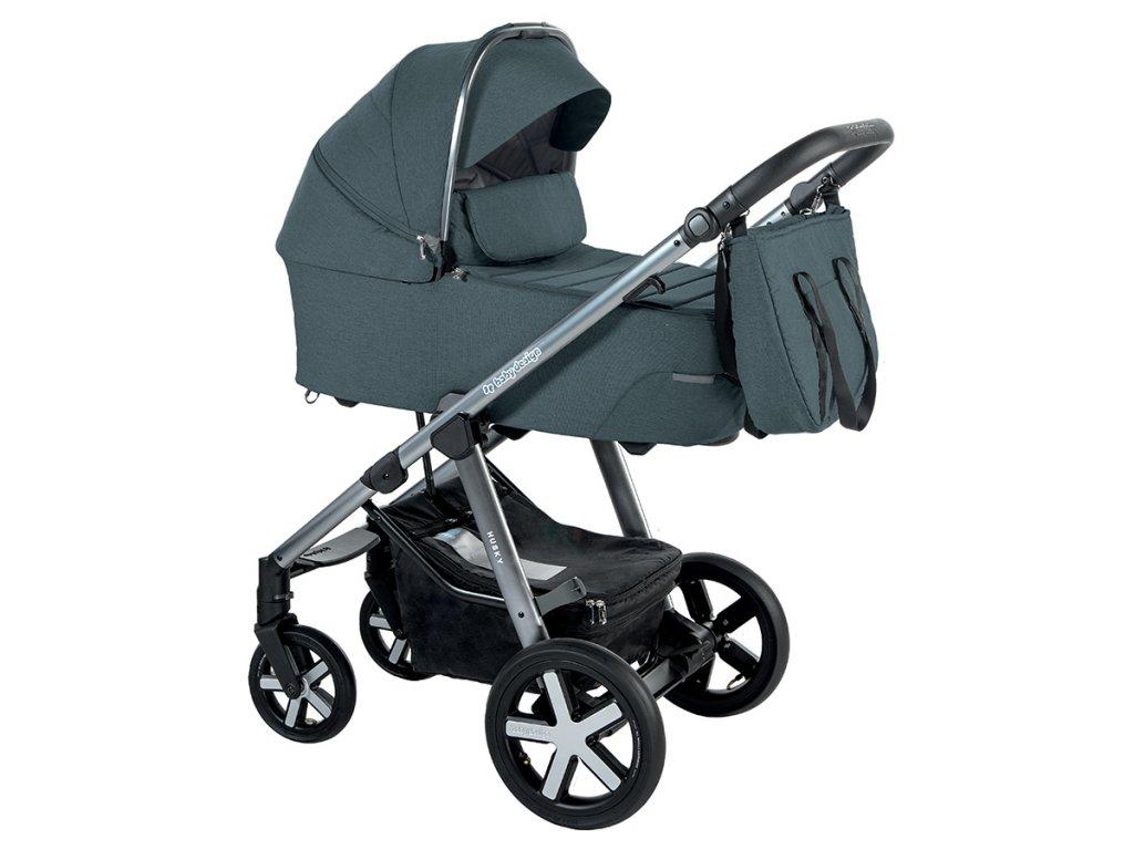 Baby Design kombinovaný kočárek Husky, 117
