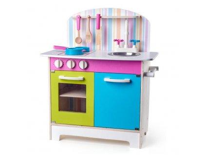 WOODY Dětská kuchyňka Julia