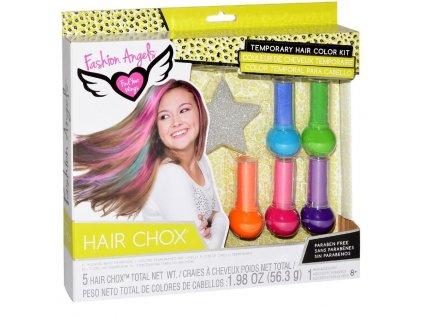 WIKY Fashion Angels - barvení a zdobení vlasů