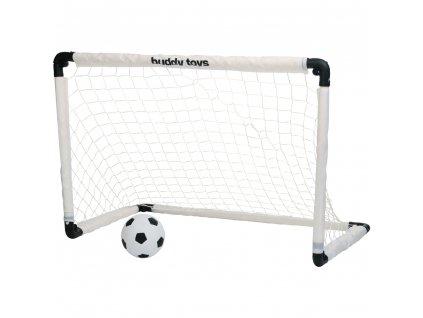 Buddy Toys fotbalová branka s míčem