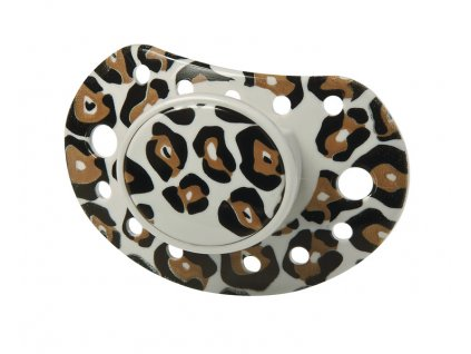 Design by Voksi Pacifier 2017 going leopard