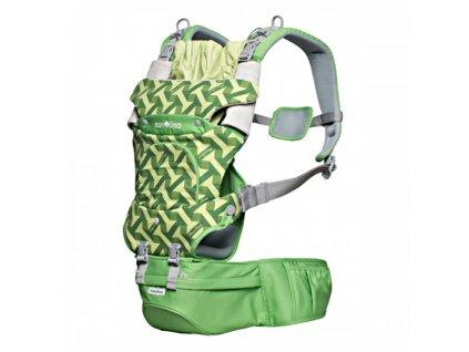 Nosič na dítě Active Hipseat, Green Apple