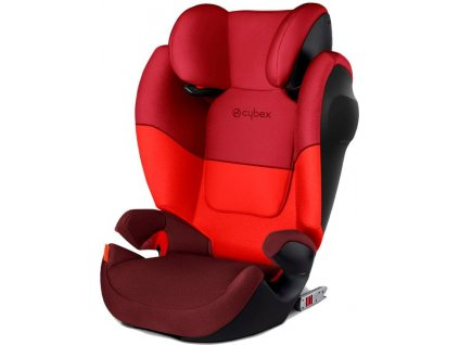 Cybex Autosedačka Solution M-Fix SL 2019 - Rumba Red