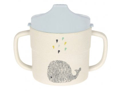 Sippy Cup Bamboo Little Water Whale