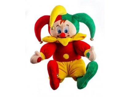 Teddies pohádkový česky mluvící kašpárek 30 cm