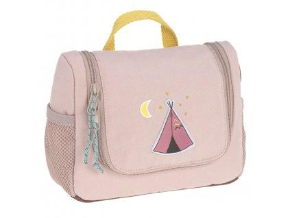 Lässig dětská hygienická taška Mini Washbag Adventure - Tipi