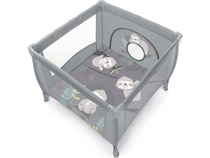 Baby Design ohrádka PLAY UP - 07 grey