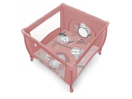Baby Design ohrádka PLAY UP - 08 pink